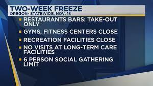 "Travel Advisory & the ""2-week freeze"""